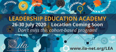 ILA Leadership Education Academy 2020