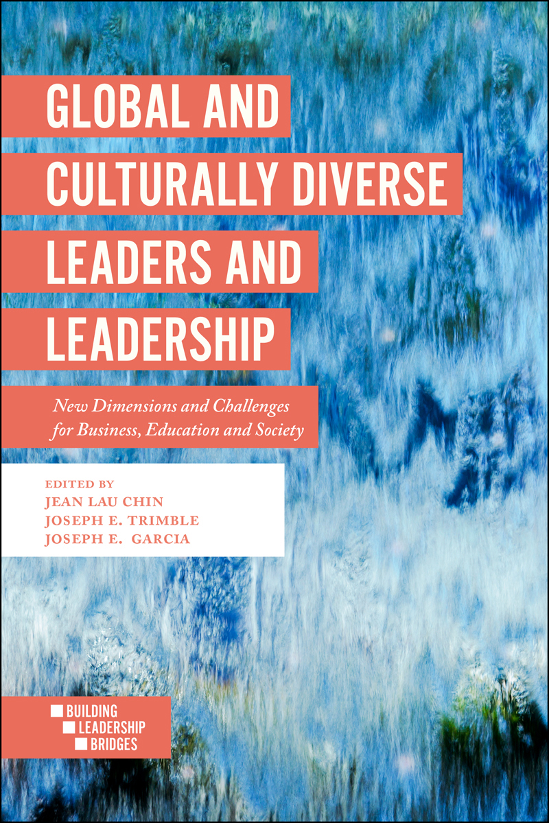Global and Culturally Diverse Leaders and Leadership Bookcover