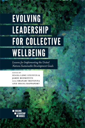 Evolving Leadership for Collective Wellbeing Bookcover