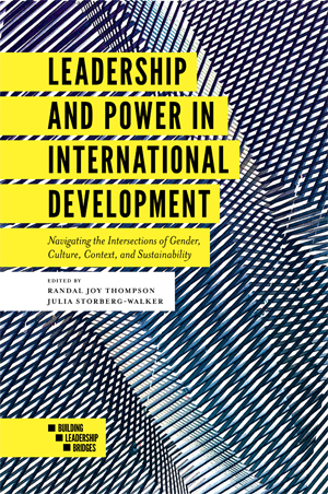 Leadership and Power in International Development Bookcover