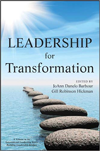 Leadership for Transformation Bookcover