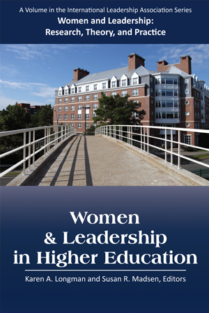 Women & Leadership in Higher Education Bookcover