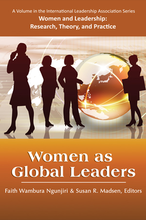 Women and Global Leaders Bookcover