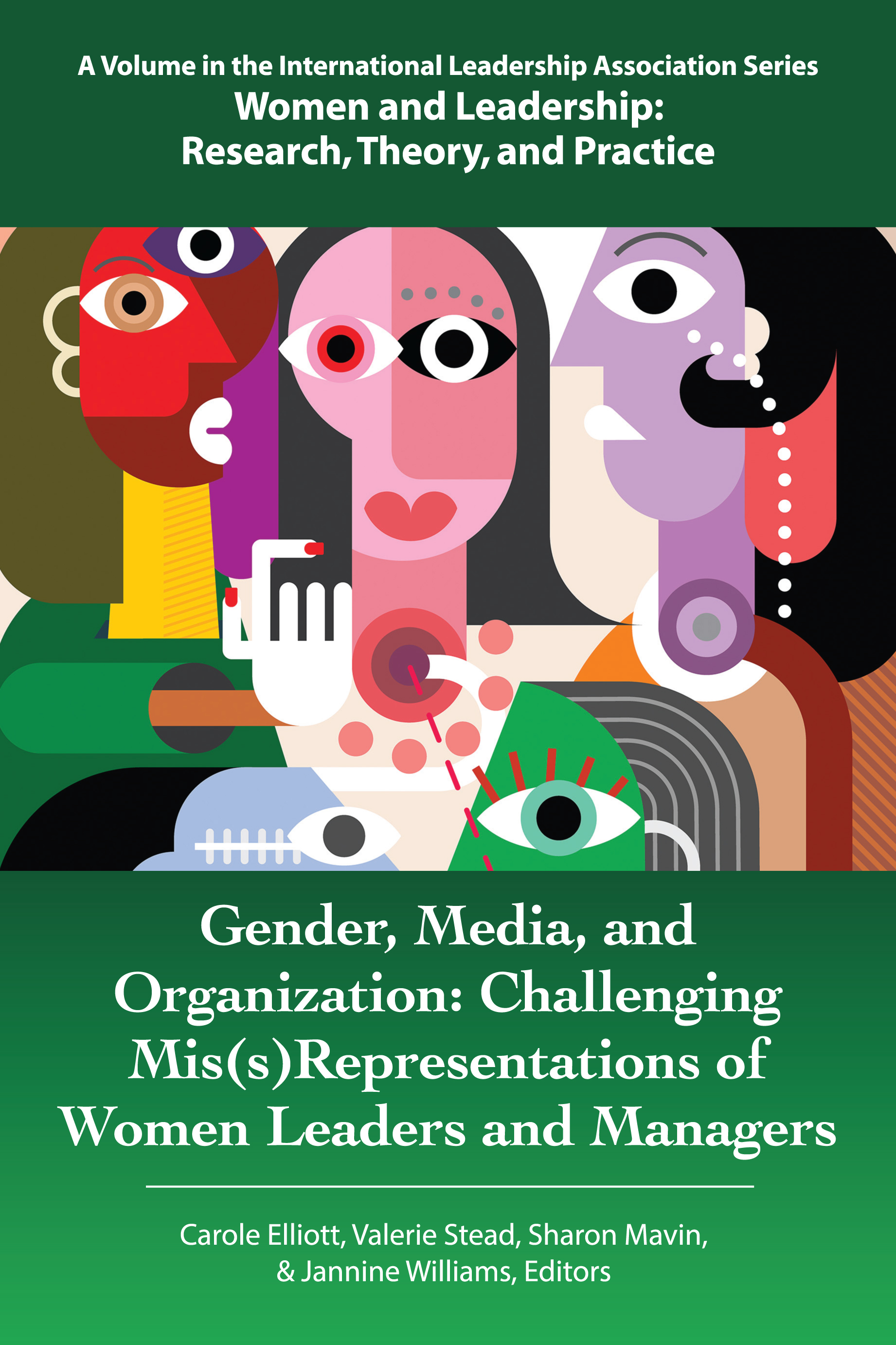 Gender, Media, and Organization: Challenging Mis(s) Representations of Women Leaders and Managers Bookcover
